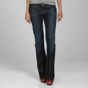 William Rast Stella Bootcut Jeans Dark Wash